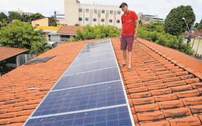 Fortaleza chega à vice-liderança em potencial de geração solar