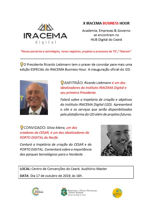 X IRACEMA Business Hour