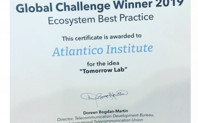 Instituto Atlântico recebe o GLOBAL CHALLENGE WINNER 2019