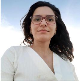 CARINA OLIVEIRA, idealizadora do APP FiqueNoLar, no Debate do IFCE Jaguaribe (6/nov/20)