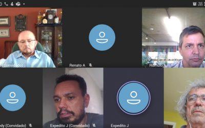 Reunião do IRACEMA Digital com a SEDET sobre o REVIVENEGOCIO (www.revivenegocio.com)