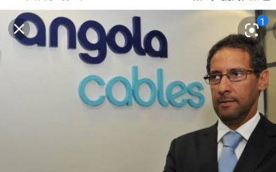 Presidente Ricardo Liebmann confirma a participação no DOMINGÃO do IRACEMA Digital de ANTONIO NUNES, CEO da Angola Cable.