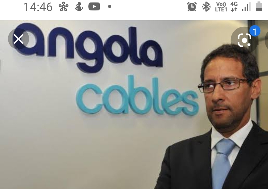 Presidente Ricardo Liebmann confirma a participação no DOMINGÃO do IRACEMA Digital de ANTONIO NUNES, CEO da Angola Cable.