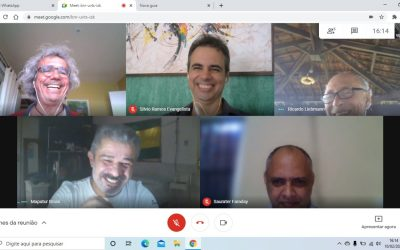 Reunião do IRACEMA Digital com Washington Macedo, CEO Mapatur – Certificado Google Street View Trusted, Google My Business e parceiro do programa 3dr Party Collects da Google
